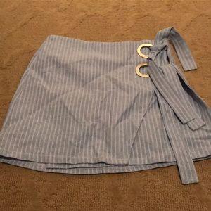 LF stores skirt